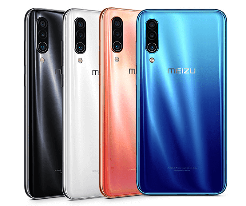 Meizu 16Xs launched with Snapdragon 675 and triple cameras