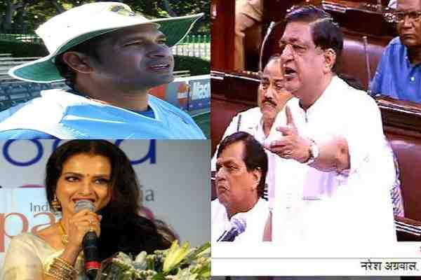 naresh-agrawal-demand-sachin-tendulkar-and-rekha-resignation-rs