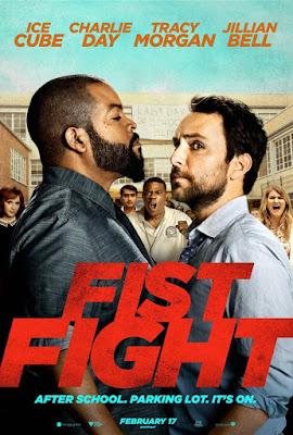 Fist Fight 2017 DVD R1 NTSC Latino