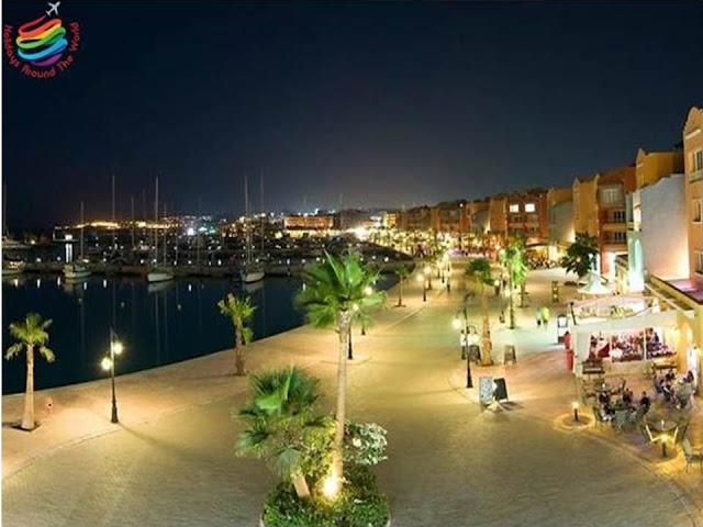Marina Yachts - Hurghada
