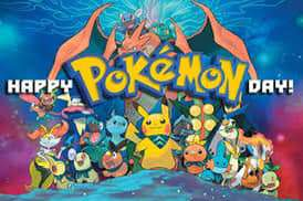 National Pokemon Day Wishes Images download