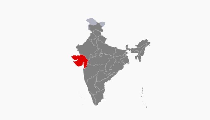 गुजरात में कितने जिले है - Gujrat Me Kitne Jile Hai