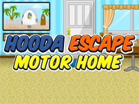 Hooda Escape Motorhome Walkthrough