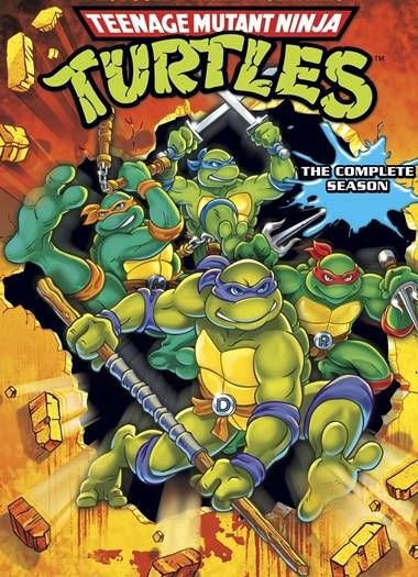 Las Tortugas Ninja Serie Completa Latino