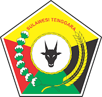 Logo Provinsi Sultra PNG