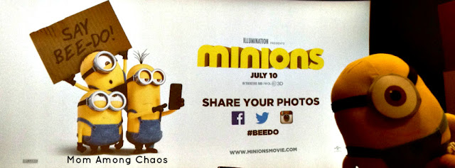 Minions, movie, movie review, movie trailer, 3D, family, kids, review, beedo, summer