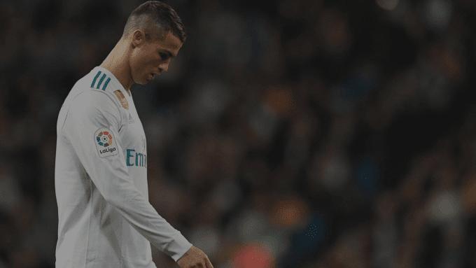 Idnfotbal - Goal Kaki Kiri Pertama Ronaldo