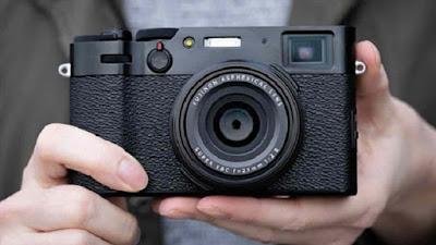 Fujifilm X100v Terbaru
