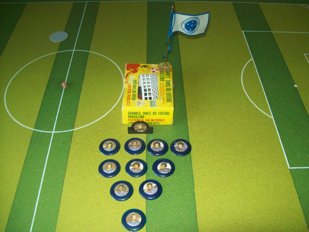 Cruzeiro - original 1977 - Gulliver  Grandes times do futebol brasileiro  8296dd19b93f6