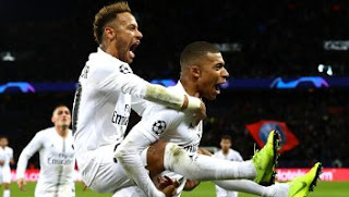 PSG vs Liverpool 1-2 Highlights