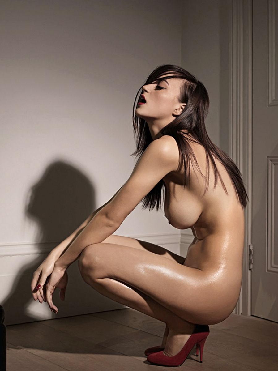 Rosie jones nude video
