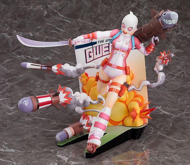 Figuras: Impresionante Gwenpool: Breaking the Fourth Wall de MARVEL - Good Smile Company