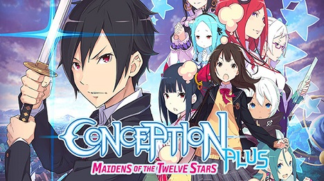 Conception PLUS: Maidens of the Twelve Stars Trailer