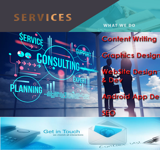 Our Services ( Get Your Work Done With US)