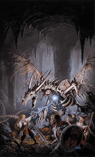 Aventura de Navidad para Dungeons & Dragons - La Frontera del Invierno (4ª Parte) - Conclusión