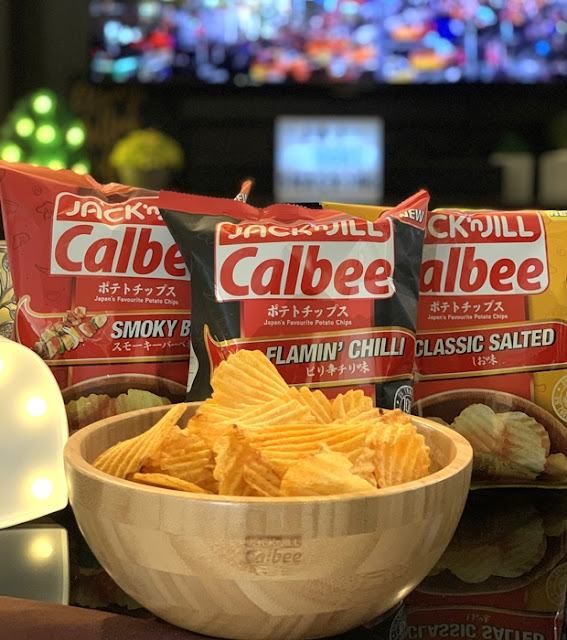 Elevate Your Snacking Experience at Home, JACK 'n JILL CALBEE,  JACK 'n JILL, CALBEE, potato chips, Snacking Experience, Snacks, Food