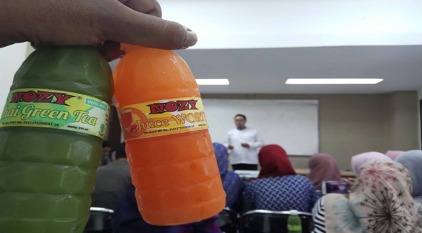 Contoh Feature Juice Pembawa Berkah