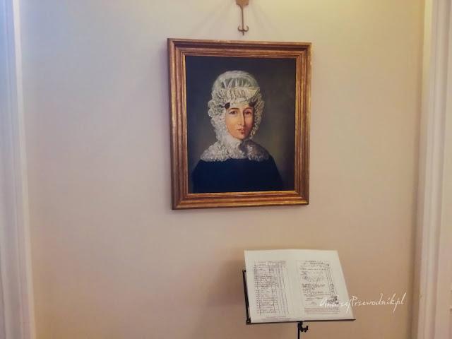 Tekla Justyna Chopin z domu Krzyżanowska matka Fryderyka Chopina