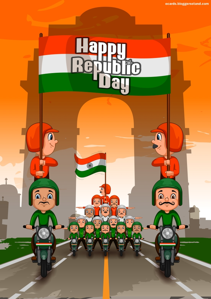 Happy republic day 2021 Wallpapers Wishes Indian Army