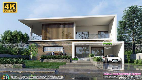 Minimalist 4 bedroom house 4500 sq-ft