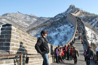 Pengalaman berkursus di China, Beijing