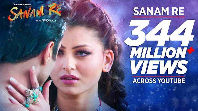 Sanam Re song lyrics - Arijit Singh