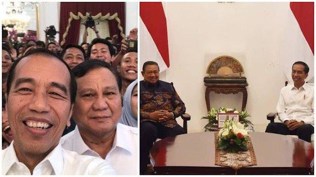 Rumor PD & Gerindra Masuk Koalisi, Nasdem: Kalau Semua Gabung, Siapa yang Kontrol Pemerintah?