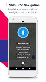 تحميل تطبيق  Drivemode: Handsfree Messages And Call For Driving