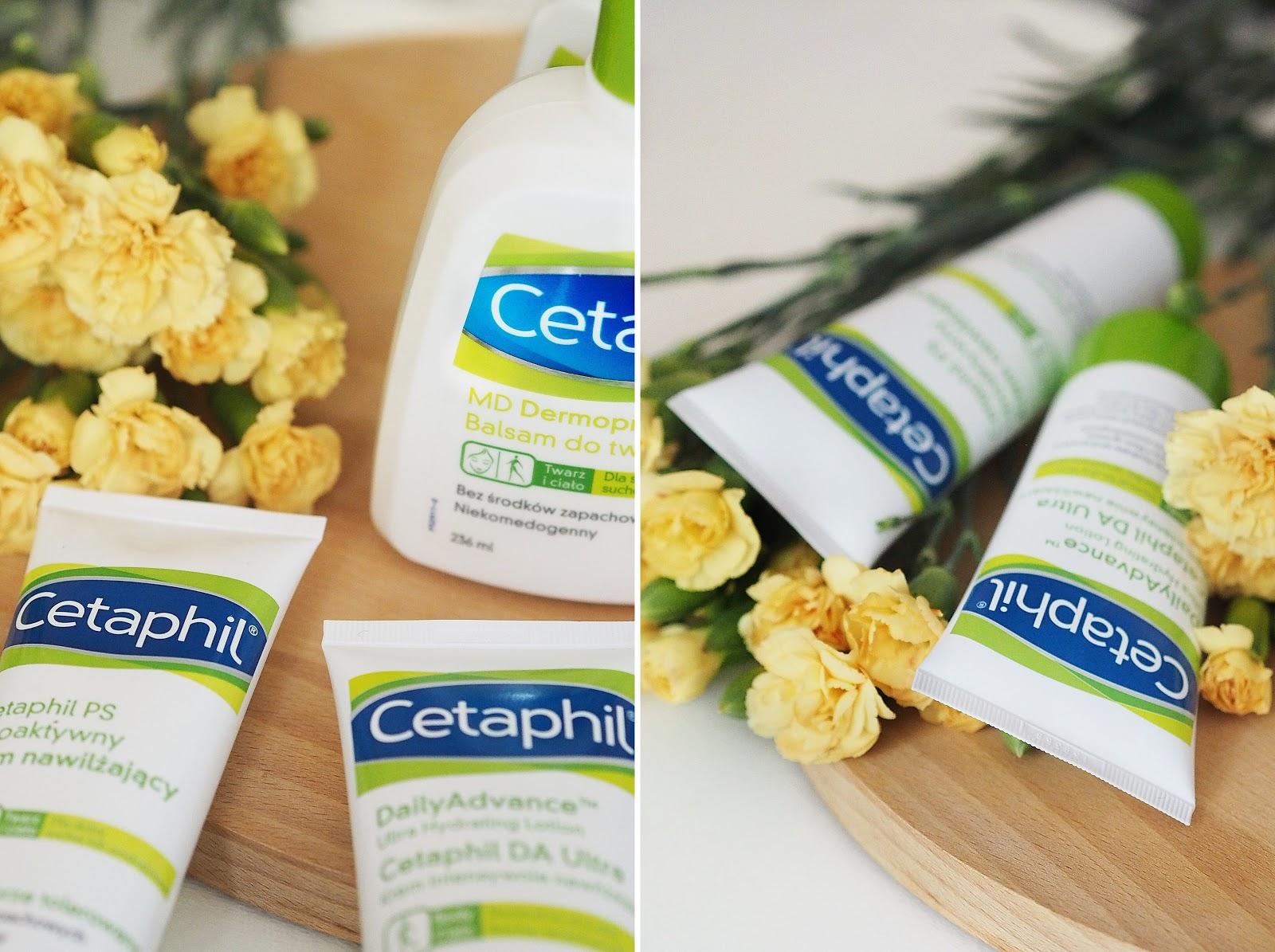 jak działa cetaphil?
