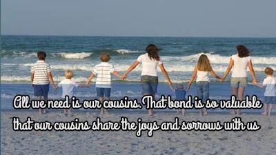 best cousin quote