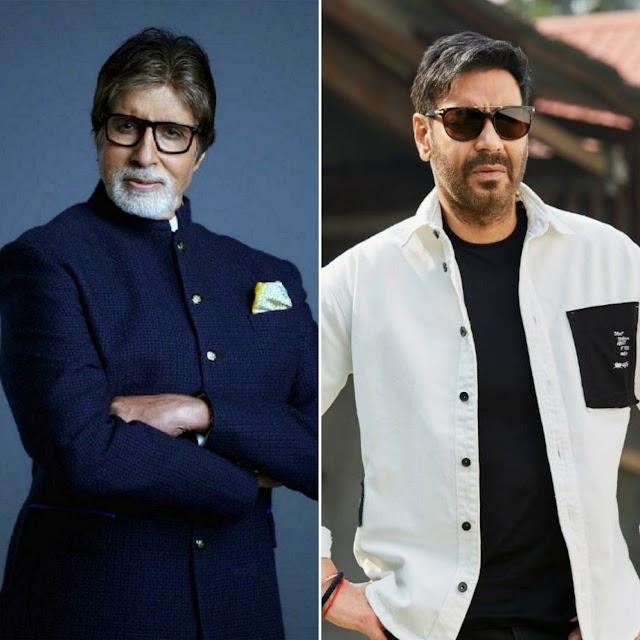 Mayday: Ajay Devgan And Amitabh Bachchan To Reunite Again
