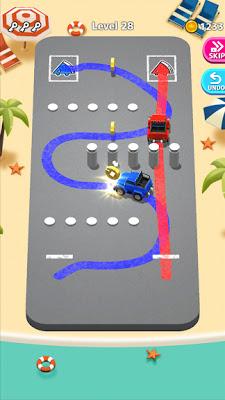 تحميل لعبة ركن السيارات  Park Master النسخة المهكرة للاجهزة الاندرويد
