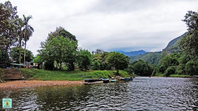 Parque Nacional del Gunung Mulu, Borneo (Malaysia)