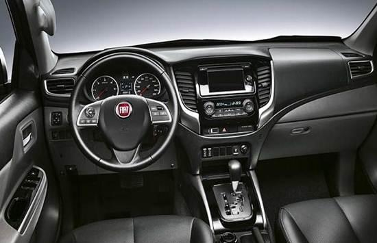 2017 Fiat Fullback Redesign