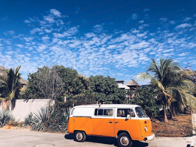 Puerto Escondido Oaxaca Mexico