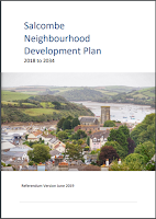 Cover of Salcombe Neighbourhood Plan