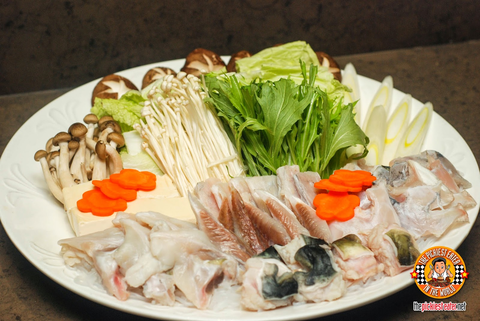 blowfish hot pot