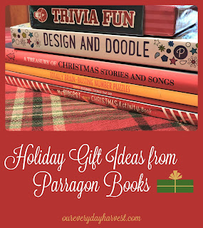 https://www.oureverydayharvest.com/2016/12/holiday-gifts-from-parragon.html