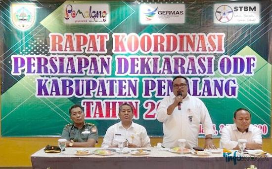Sukseskan Pemalang Stop BABS 2020, Miliaran Rupiah Siap Digelontorkan