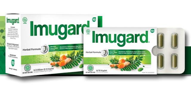 imugard obat herbal meningkatkan imunitas tubuh