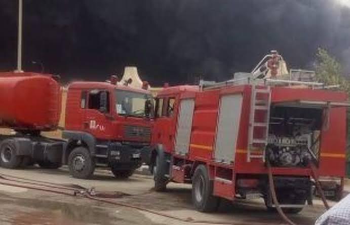 السيطرة على حريق بمنزل فى قرية الضهرية بايتاى البارود