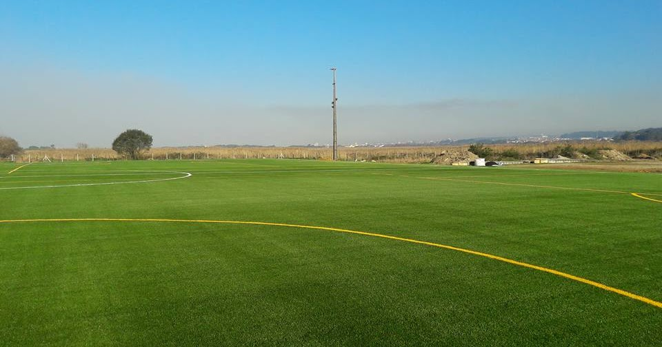 Resultado de imagem para Sporting Clube Esmoriz campo treinos barrinha