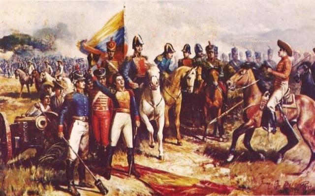 La victoria de Carabobo, por Ivan Belsky