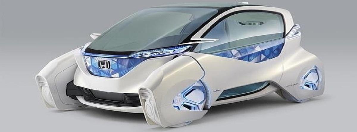 Honda lanza  prototipos carros sin conductor