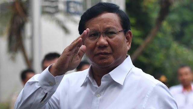 Prabowo Tak Akan Jadikan Emas Pencak Silat Bahan Kampanye