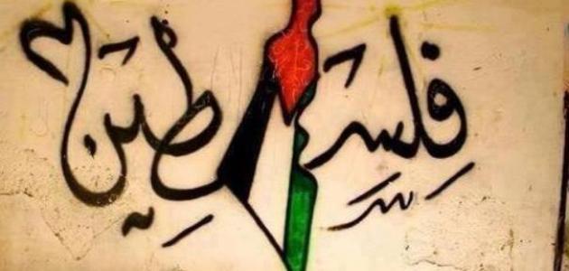 معلومات عن فلسطين