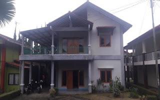 Villa yang bagus dan murah di lembang untuk keluarga