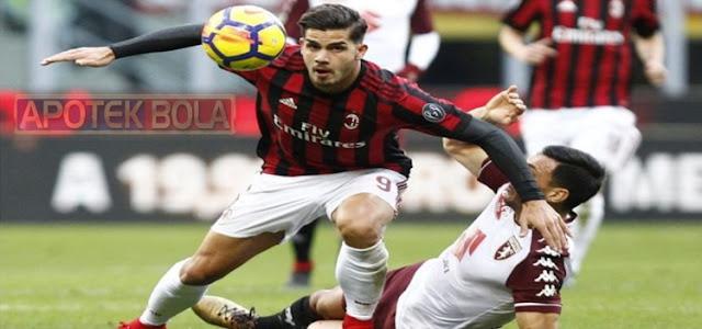 AC Milan vs Torino 26 November 2017