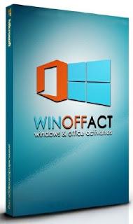 الاداة الشامله لتفعيل جميع نسخ الوندوز 7.8.10 Winoffact 2.0 احدث نسخه 2018