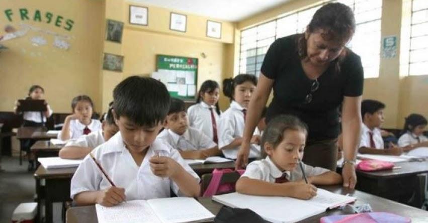 MINEDU evalúa reabrir los colegios antes de que haya vacuna para la COVID-19